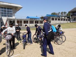 自転車点検2